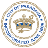 Official seal of Pasadena, Californie