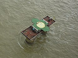 Sealand from above