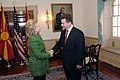 Secretary Clinton Shakes Hands With Macedonian Prime Minister Gruevski (5451883738).jpg
