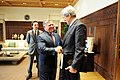Secretary Kerry Is Greeted By Jordanian King Abdullah II.jpg