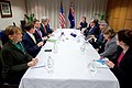 Secretary Kerry Meets With New Zealand Foreign Minister McCully in Christchurch (30885254075).jpg