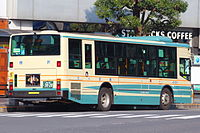 Seibu Bus A5-824 Rear.JPG