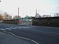 Selhurst station look to Selhurst Depot.JPG