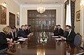 Senator Robert Menendez, CODEL, Kyiv, Ukraine, Sept. 1, 2014 (15115499522).jpg