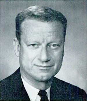 United States Senate election in Delaware, 1976 - Image: Senator William V Roth