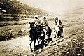 Sennussi patrolling Sinai peninsula, Egypt, WWI (30289619373).jpg
