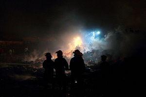 Bangladesh Fire Service & Civil Defence - Image: Sense of Duty