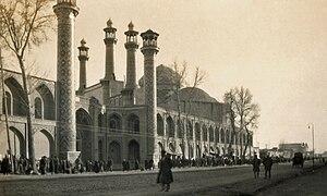 Sepahsalar Mosque - Image: Sepahsalar Mosque in Tehran