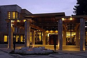2008 Kabul Serena Hotel attack - Kabul Serena Hotel