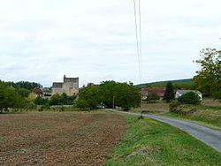 Sergeac village.JPG