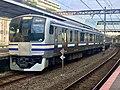 Series E217 Y-1 in Zushi Station 01.jpg
