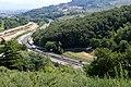 Serravalle pistoiese, veduta sull'autostrada a11.jpg