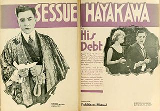 Sessue Hayakawa filmography