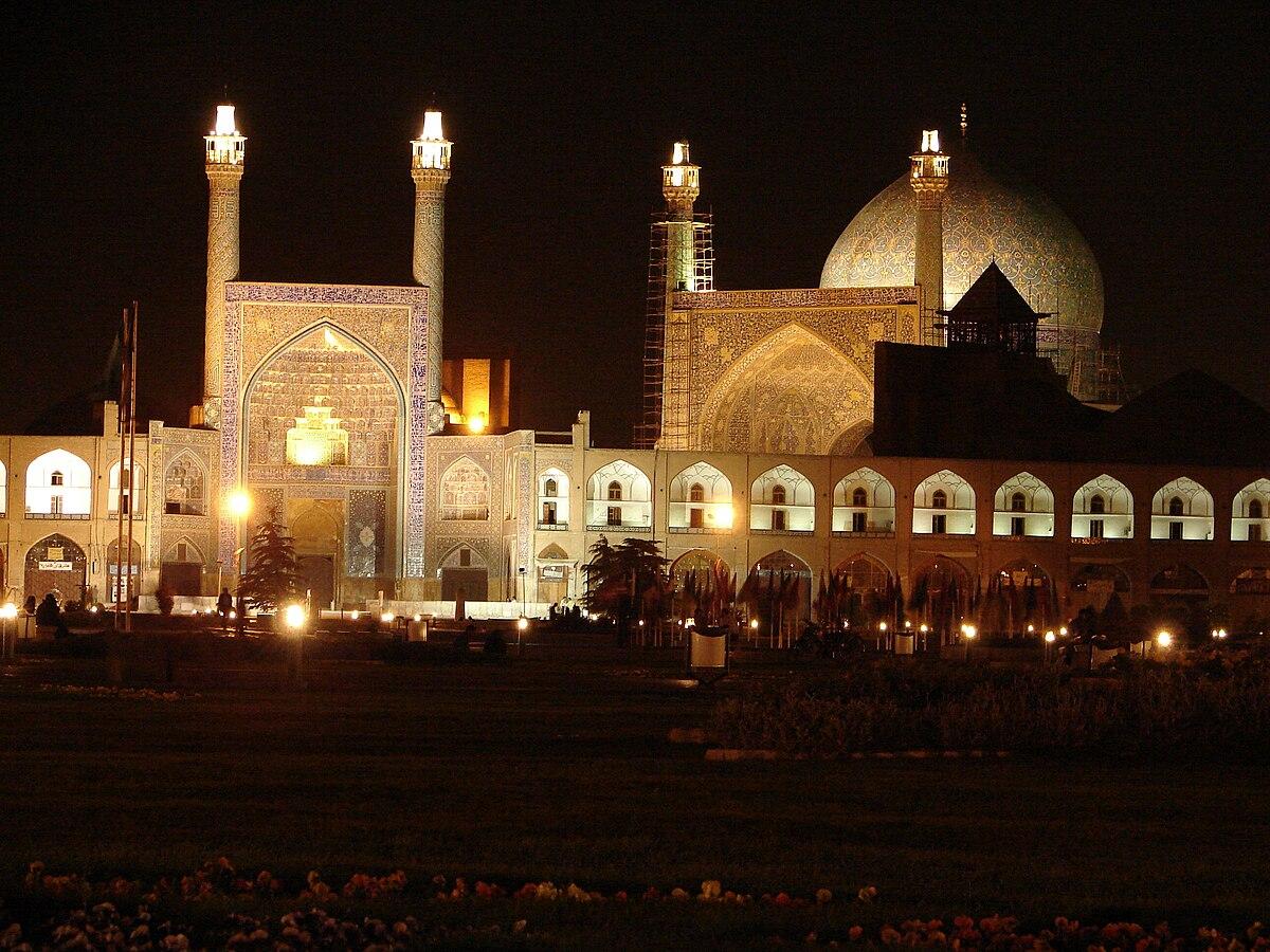 мечети в иране фото самом процессе игры
