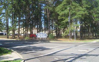 Shawnee High School (New Jersey) - Image: Shawnee High School, NJ