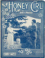 Sheet music cover - HONEY GIRL (1917).jpg