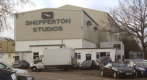 Shepperton Studios - Shepperton Studios in January 2014.