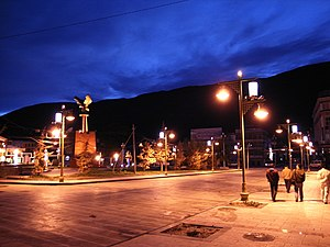 Batang, Sichuan - Downtown Batang