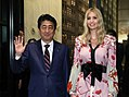 Shinzō Abe and Ivanka Trump (1).jpg