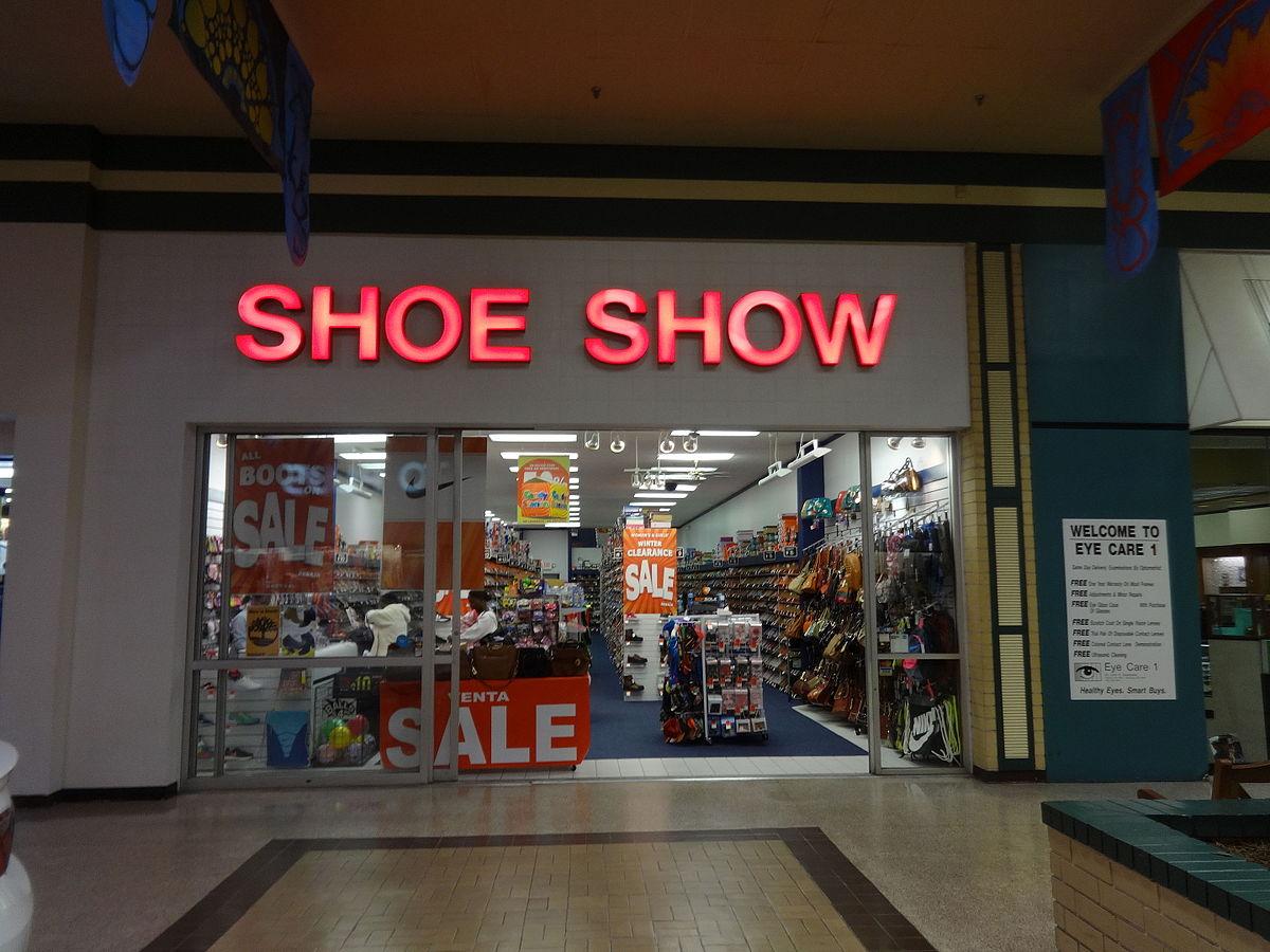 shoe show wikipedia