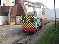 Shunting at Celsa works, Tremorfa - geograph.org.uk - 2371091.jpg