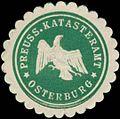 Siegelmarke Pr. Katasteramt Osterburg W0383969.jpg