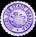Siegelmarke Siegel der Stadt Dransfeld W0229333.jpg