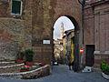 Siena, via S. Agata to via Giovanni Dupré - panoramio.jpg