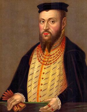 Treaty of Vilnius (1561) - Image: Sigismund II Augustus