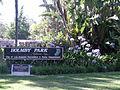 Sign of Holmby Park, Holmby Hills, Los Angeles, California..JPG