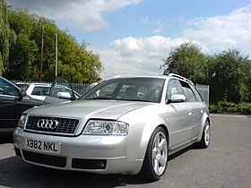 Audi S Wikipedia - 2004 audi s4 review
