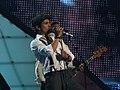 Simon Mathew, Denmark, Eurovision 2008.jpg
