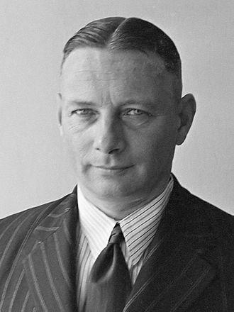 Simon Spoor - Simon Spoor in 1948
