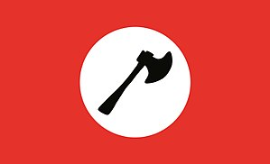 Jeay Sindh Muttahida Mahaz - Image: Sindhudesh Flag