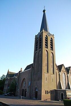Sint Jan Onthoofdingkerk Zoeterwoude dorp.JPG