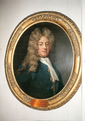 Sir John Evelyn, 1st Baronet, of Wotton - Sir John Evelyn of Wotton, 1st Bt (The label is incorrect)