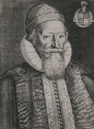 Lieutenant of the Tower of London - Sir William Wadd, engraving after an original portrait