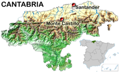 Cave of La Pasiega - Wikipedia