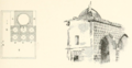 Sketch of Mausoleum of Abu Huraira 01.png