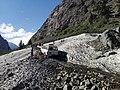Skilled driving through Ushu glacier.jpg