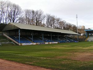 The Shay - Skircoat (West) Stand