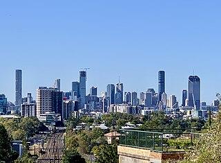 Taringa, Queensland Suburb of Brisbane, Queensland, Australia