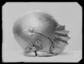 Sluten hjälm, till räfflat harnesk av Maximiliantyp. Tyskland 1520-30 - Livrustkammaren - 2128.tif