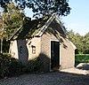 foto van Hallenhuisboerderij 3 Hallenhuisboerderij in ambachtelijk-traditionele stijl, stookhok