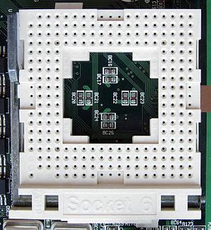 Socket 6 - Image: Socket 6
