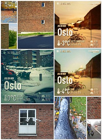 Sogn Studentby - The Seasons at Sogn Studentby.