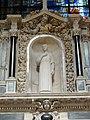 Soissons (02), cathédrale, collatéral nord du chœur, 1ère chapelle, autel et retable des saints Crépin et Crépinien 5.jpg