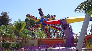 Sol Spin (Knotts Berry Farm)
