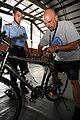 Soldier Ride 2012 Bike Fitting (7684531602).jpg