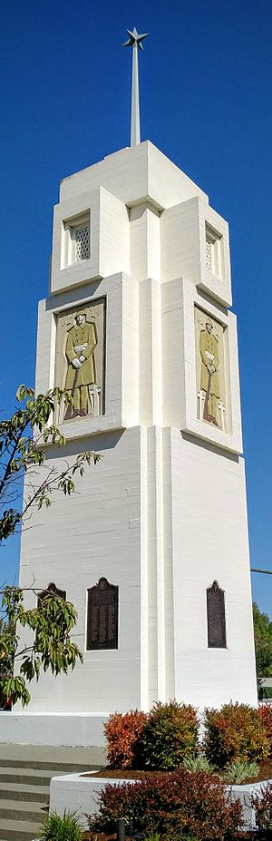 Pleasant Hill, California - Soldiers Monument